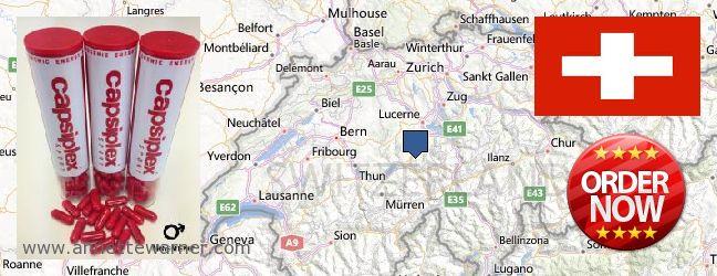 Де купити Capsiplex онлайн Switzerland