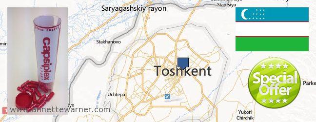 Purchase Capsiplex online Tashkent, Uzbekistan