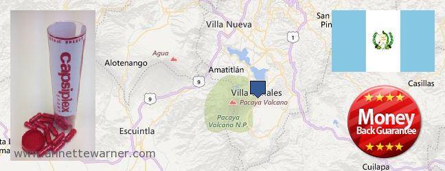 Purchase Capsiplex online Villa Canales, Guatemala