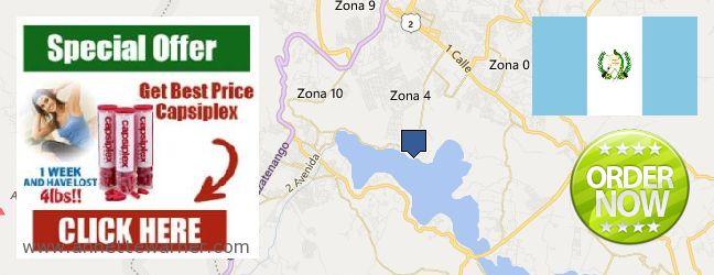 Buy Capsiplex online Villa Nueva, Guatemala