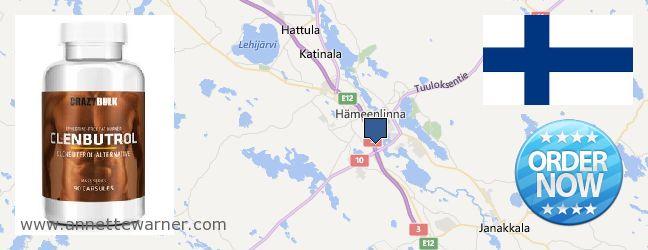 Where to Purchase Clenbuterol Steroids online Haemeenlinna, Finland
