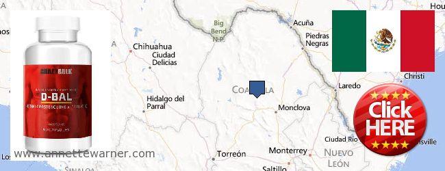 Where to Purchase Dianabol Steroids online Coahuila (de Zaragoza), Mexico