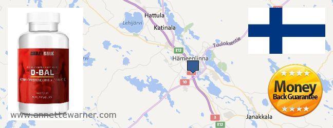 Buy Dianabol Steroids online Haemeenlinna, Finland