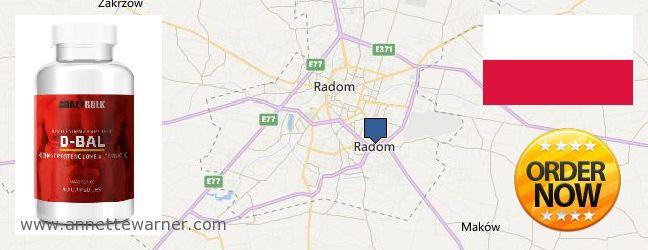 Where to Buy Dianabol Steroids online Radom, Poland