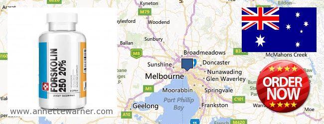 Where to Buy Forskolin Extract online Melbourne, Australia