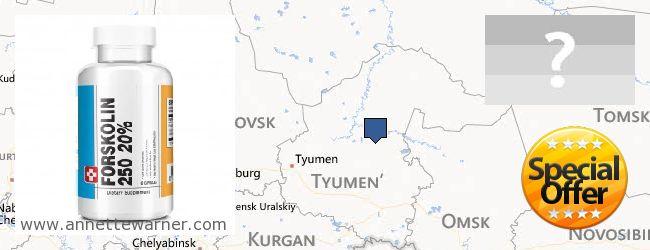 Where to Buy Forskolin Extract online Tyumenskaya oblast, Russia