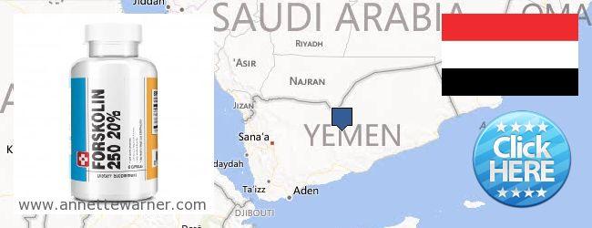 Where to Buy Forskolin Extract online Yemen