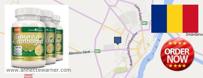 Where to Purchase Garcinia Cambogia Extract online Braila, Romania