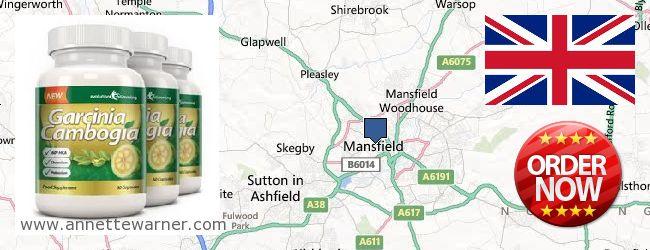 Buy Garcinia Cambogia Extract online Mansfield, United Kingdom