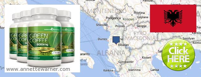 Where Can I Purchase Green Coffee Bean Extract online Albania