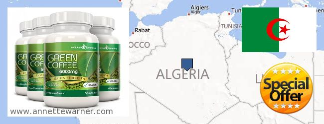 Buy Green Coffee Bean Extract online Algeria