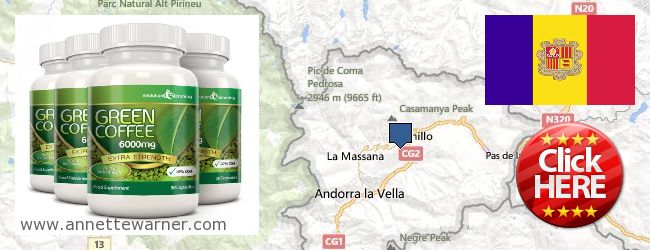 Where to Buy Green Coffee Bean Extract online Andorra