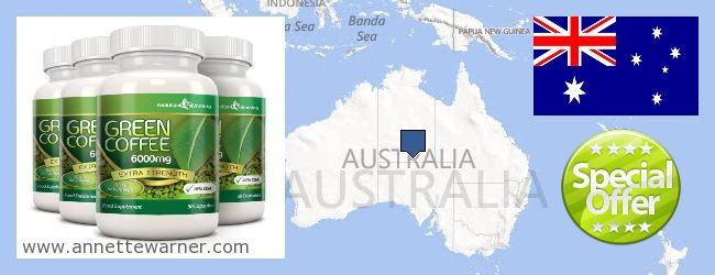 Purchase Green Coffee Bean Extract online Australia