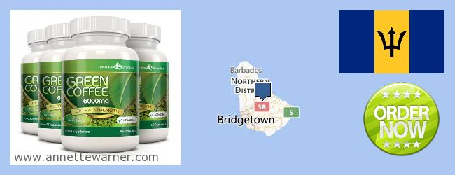 Where to Purchase Green Coffee Bean Extract online Barbados