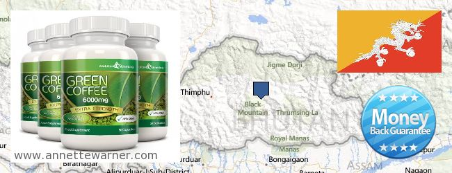 Purchase Green Coffee Bean Extract online Bhutan