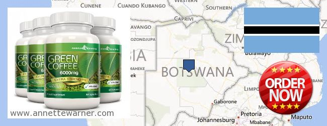 Where to Purchase Green Coffee Bean Extract online Botswana