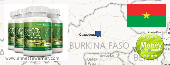 Where to Buy Green Coffee Bean Extract online Burkina Faso