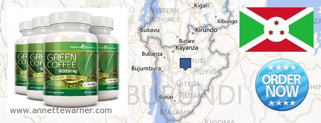 Purchase Green Coffee Bean Extract online Burundi