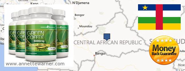 Where to Buy Green Coffee Bean Extract online Central African Republic