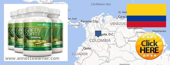 Where to Purchase Green Coffee Bean Extract online Colombia