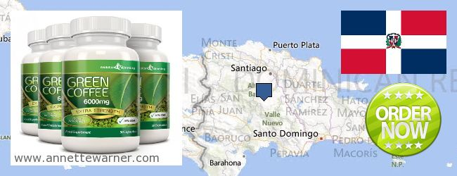 Where to Purchase Green Coffee Bean Extract online Dominican Republic