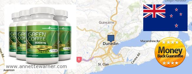 Where to Buy Green Coffee Bean Extract online Dunedin, New Zealand