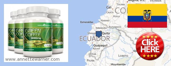 Buy Green Coffee Bean Extract online Ecuador