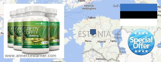 Purchase Green Coffee Bean Extract online Estonia