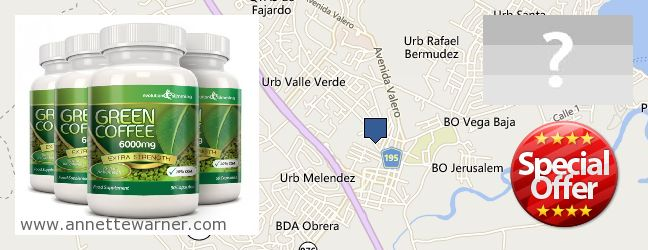 Where to Purchase Green Coffee Bean Extract online Fajardo, Puerto Rico