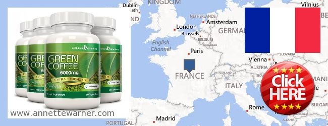Purchase Green Coffee Bean Extract online France
