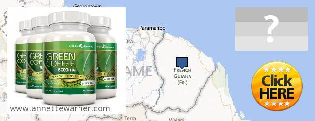Where to Purchase Green Coffee Bean Extract online French Guiana