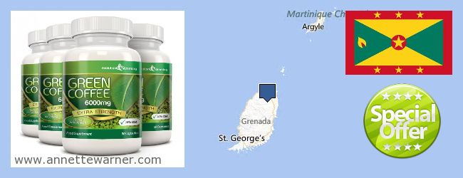 Where to Purchase Green Coffee Bean Extract online Grenada