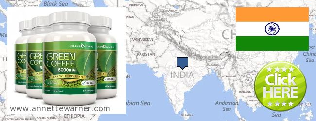 Buy Green Coffee Bean Extract online India