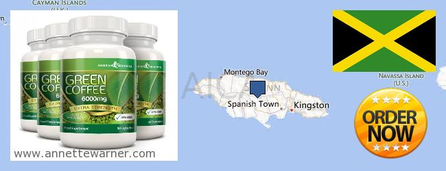 Purchase Green Coffee Bean Extract online Jamaica