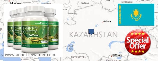 Where to Purchase Green Coffee Bean Extract online Kazakhstan
