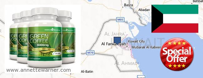 Where to Purchase Green Coffee Bean Extract online Kuwait