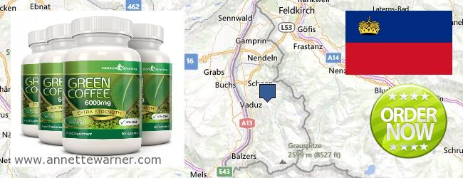 Buy Green Coffee Bean Extract online Liechtenstein