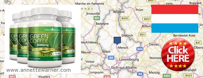 Where Can I Purchase Green Coffee Bean Extract online Luxembourg