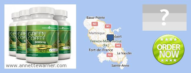 Purchase Green Coffee Bean Extract online Martinique