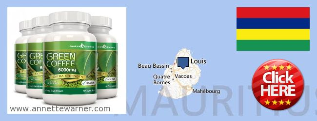 Buy Green Coffee Bean Extract online Mauritius