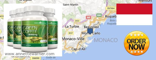 Purchase Green Coffee Bean Extract online Monaco