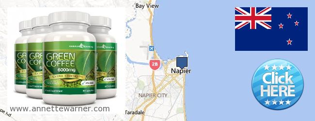 Purchase Green Coffee Bean Extract online Napier, New Zealand