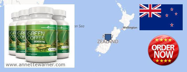 Purchase Green Coffee Bean Extract online New Zealand