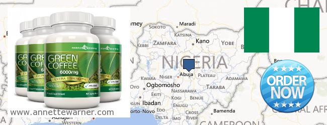 Where to Purchase Green Coffee Bean Extract online Nigeria