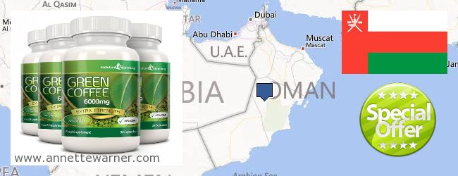 Where to Purchase Green Coffee Bean Extract online Oman