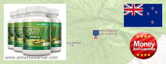 Where to Purchase Green Coffee Bean Extract online Ruapehu, New Zealand