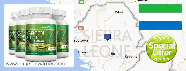 Where to Buy Green Coffee Bean Extract online Sierra Leone