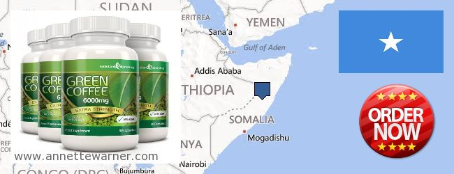 Where to Purchase Green Coffee Bean Extract online Somalia