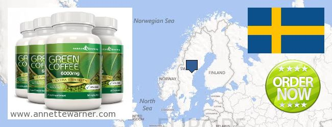 Purchase Green Coffee Bean Extract online Sweden