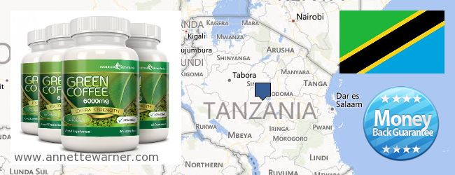 Buy Green Coffee Bean Extract online Tanzania